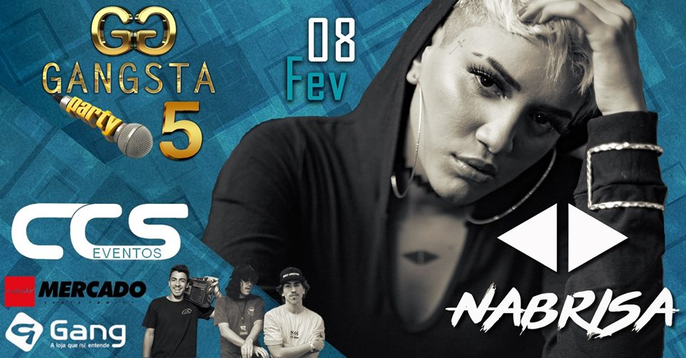 Nabrisa em Pelotas - Gangsta Party5