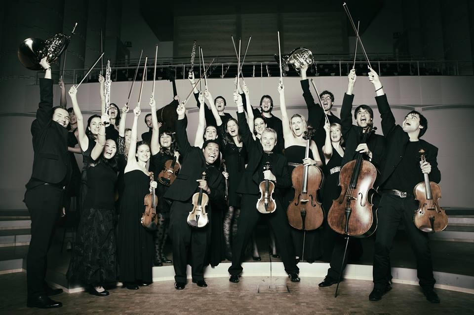 Concerto Orquestra Salzburg Chamber Soloists - Pelotas