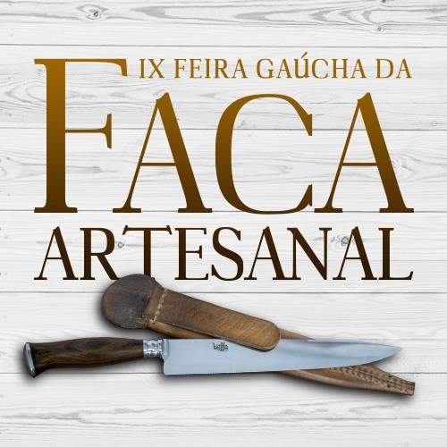 IX Feira Gaúcha da Faca Artesanal