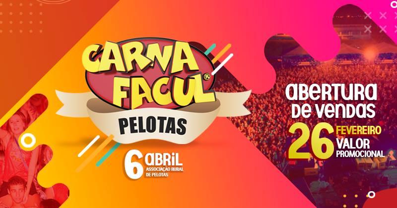 Carnafacul Pelotas 2019