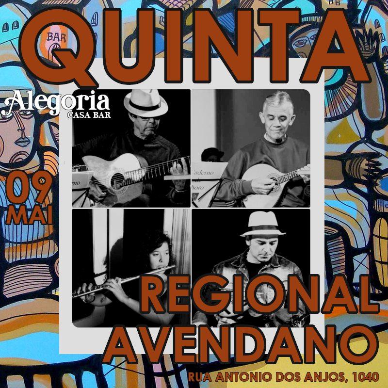 Regional Avendano Jr. en Alegoria